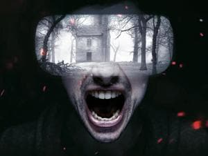 The virtual reality of horror