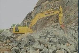 Six workers crushed to death in Andhra Pradesh quarry