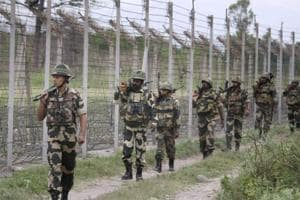Indian Army has domination over LoC and international border in J-K:...