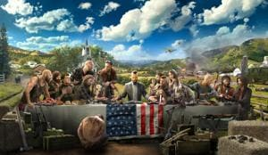 Far Cry 5: All we know about the newest game in the first-person...