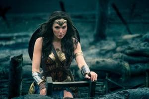 Wonder Woman lead Gal Gadot says training for the film was exhausting