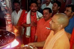 Speed up development work, Adityanath tells officials in PM Modi's...