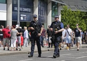 Armed police deployed across UK to provide security at public events