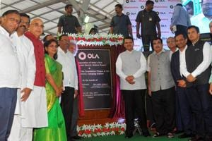 Maharashtra to frame policy for electric vehicle charging stations: CM...