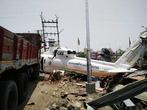DGCA begins probe into crash-landing of Maharashtra chief minister...