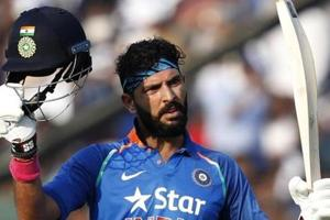 ICC Champions Trophy: Yuvraj Singh to miss warm-up match against New...