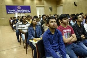 Delhi University scraps online entrance tests for PG programmes