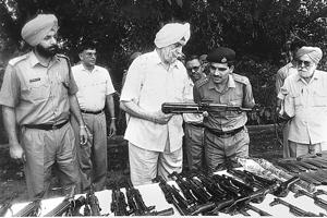 KPS Gill: A 'fearsome' police officer even during Assam Agitation days