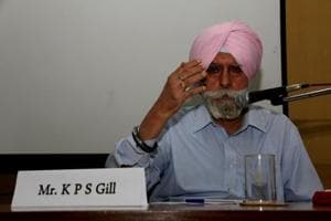 KPS Gill dies at 82: 'Goodbye general, we will miss you'