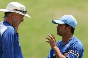 Sachin Tendulkar 'warned BCCI' about Greg Chappell before 2007 ICC...