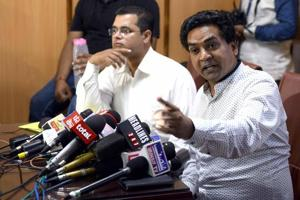 Sacked AAP minister Kapil Mishra makes new corruption allegation on...