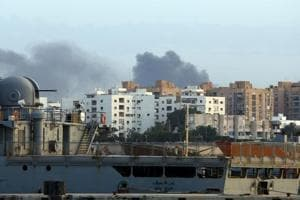 At least 28 killed, over 100 injured as militias clash in Libya...