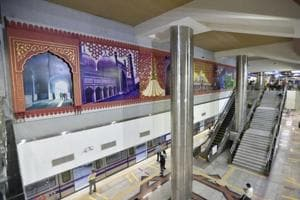 Delhi Metro: Hop on for a heritage tour of Old Delhi monuments from...