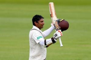 Kumar Sangakkara hits 5th successive County century, 1 shy of 100...