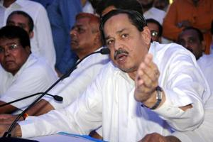 Expelled BSP leader Naseemuddin Siddiqui floats new political front
