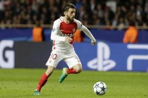 Monaco's Bernardo Silva to join Manchester City