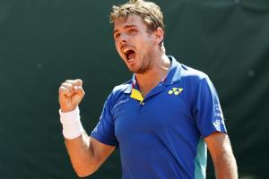 Stan Wawrinka beats Mischa Zverev to clinch Geneva Open title