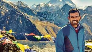 IIT Bombay alumnus from Kota scales Mount Everest