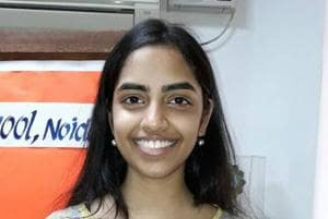 Meet topper Raksha Gopal who scored 99.6% in CBSE 12th boards and...