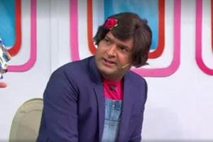 Kapil Sharma jokes about fight with Sunil Grover: I don't speak on...