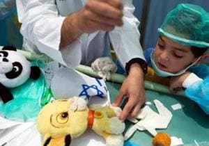 Teddy bear hospital opens in Dubai to treat 'sick' teddies