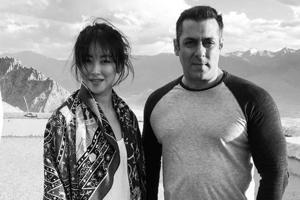 Chinese star Zhu Zhu will visit India to promote Tubelight with Salman...