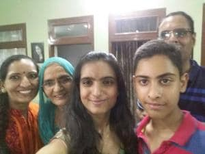All-India science topper Bhoomi Sawant wants to be a  computer science...