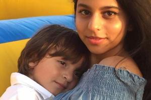 Gauri Khan posts the most adorable photo of Suhana with AbRam
