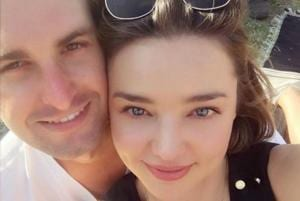 Miranda Kerr is getting married to her Snapchat CEO fiance this...