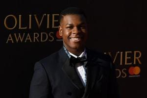 Star Wars' John Boyega, hundreds evacuated from London theatre after...