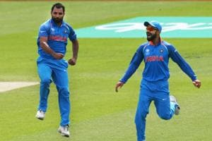 India out 'to enjoy' ICC Champions Trophy after money row