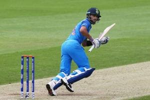 Virat Kohli, Shami shine as India beat New Zealand in Champions Trophy...