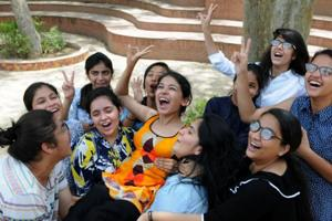 Class 12 CBSE results: Girls outshine boys again in Gurgaon, bag top...