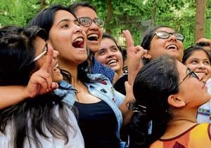 CBSE result 2017: DU cutoffs likely to continue with their upward...