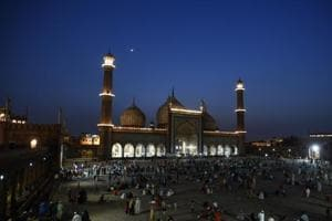 Photos: Muslims observe first day of holy month Ramzan