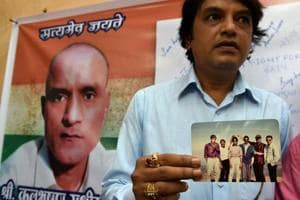 Kulbhushan Jadhav death sentence: Petition in Pakistan SC seeks...