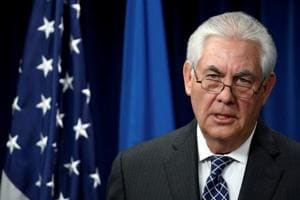 US secretary of state Tillerson declines to host Ramzan...