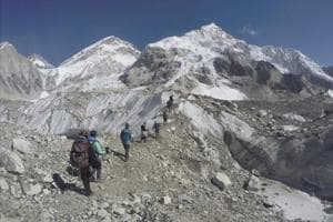 Bodies of three Indians retrieved from Mount Everest