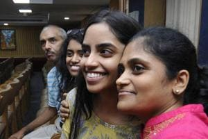 CBSE 12th result 2017: Pass percentage dips, Noida girl Raksha Gopal...