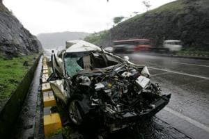 Accidents down, but fatalities up by 28% on Mumbai-Pune Expressway in...