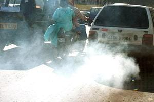 Beware of diesel pollution during rush hour: Study says it ups risk of...