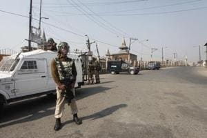 Curfew, restrictions in Kashmir to prevent violence after Hizbul...