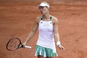 Angelique Kerber dumped out of French Open first round by Ekaterina...