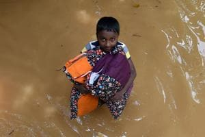 Sri Lanka steps up relief operations as death toll due to floods hits...