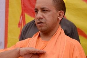 Soaps to Dalits: Congress demands UP CM Yogi Adityanath apology, case...