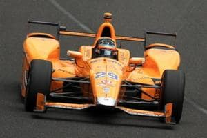 No win but no regrets as Fernando Alonso returns to F1 after Indy 500...