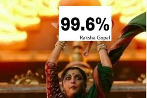 This Baahubali inspired meme is one of the many jokes that were cracked on the CBSE topper, Raksha Gopal.