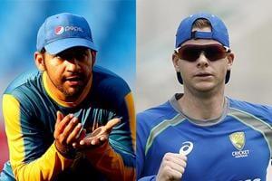 Live cricket score, Australia vs Pakistan, ICC Champions Trophy, live