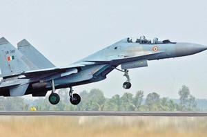 The black box of IAF's Sukhoi-30 MKI fighter jet that went missing in...
