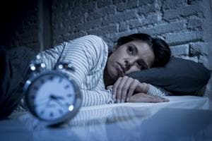 Are you suffering from insomnia? Ditch the pills and exercise to...